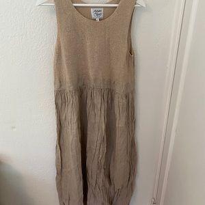 Margret O'Leary linen dress